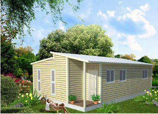 China Light Steel Frame Australian Granny Flats supplier