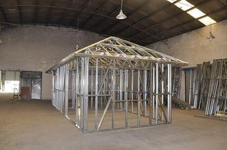 China Prefab Disaster Light Steel Frame Houses , Light Weight Steel Framed Homes supplier
