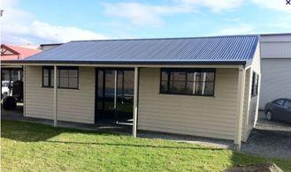 China Moveable Australian Granny Flats supplier