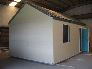 China Moveable Australian Granny Flats White Prefabricated House for Hotel supplier